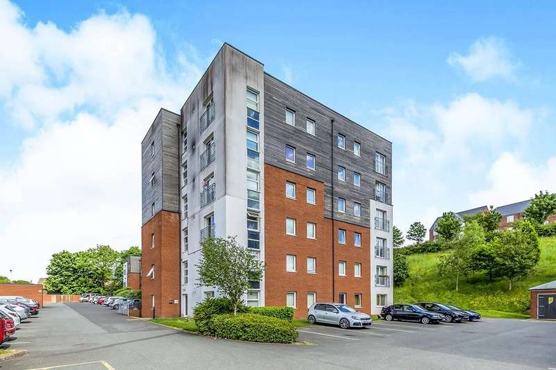 1 Bedroom Flat for sale in Lancashire Court Federation Road, Stoke-On-Trent, ST6