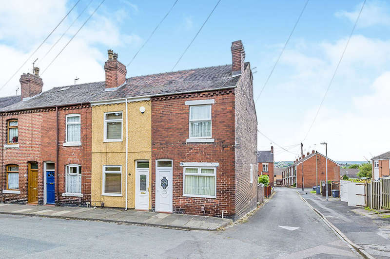 2 Bedrooms Terraced House for sale in Jolley Street, Stoke-On-Trent, ST6