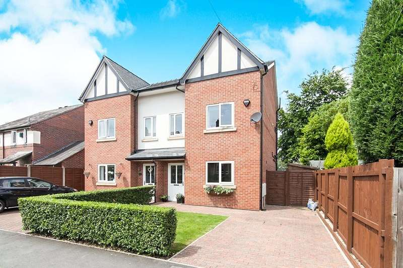 4 Bedrooms Semi Detached House for sale in Abbotsford Grove, Timperley, Altrincham, WA14