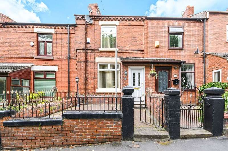 3 Bedrooms Terraced House for sale in Elm Road, St. Helens, WA10