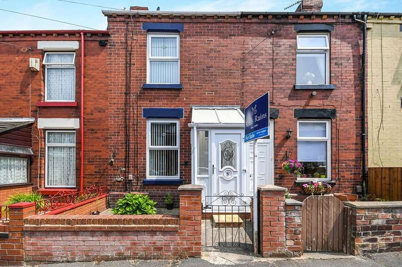 2 Bedrooms Terraced House for sale in Hargreaves Street, ST. HELENS, WA9