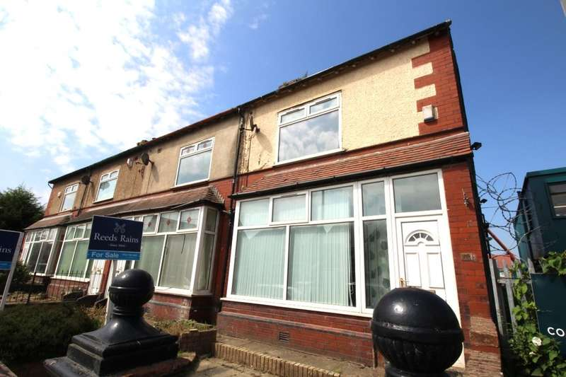 2 Bedrooms Terraced House for sale in Moss Lane, Worsley, Manchester, M28