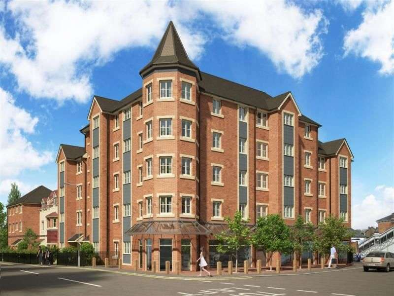 1 Bedroom Flat for sale in Hope Road, Sale, M33