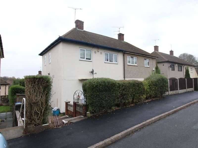 3 Bedrooms Semi Detached House for sale in New Cross Drive, Sheffield, S13