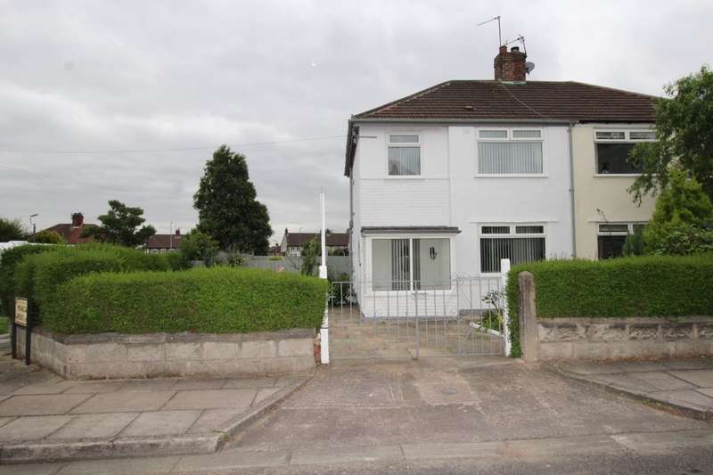3 Bedrooms Semi Detached House for sale in Monica Road, Liverpool, L25