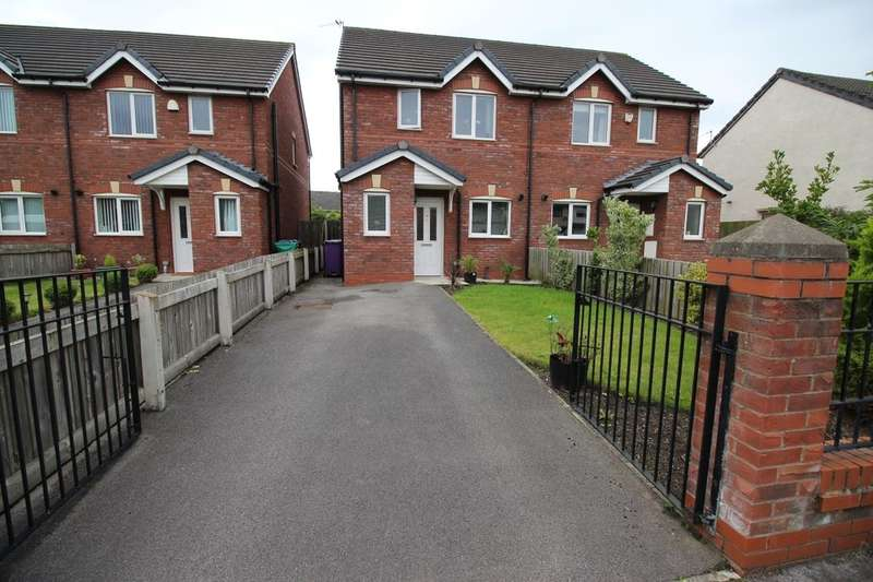 3 Bedrooms Semi Detached House for sale in Lee Park Avenue, Liverpool, L25