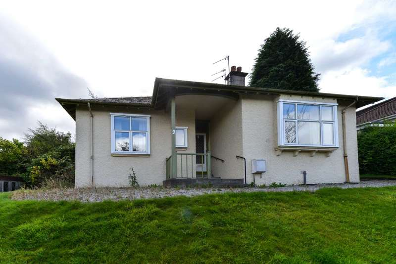 3 Bedrooms Bungalow for sale in Hagg Crescent, Johnstone