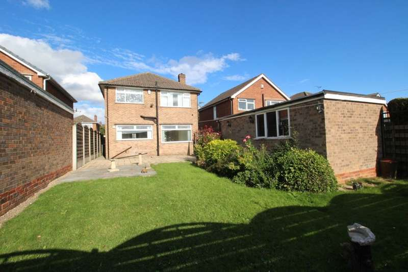 3 Bedrooms Detached House for sale in St. Philips Drive, Hasland, Chesterfield, S41
