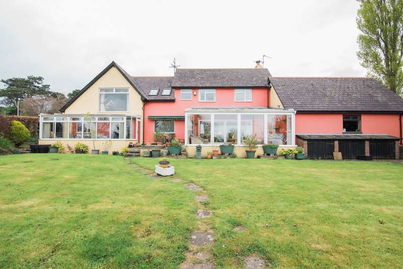 4 Bedrooms Detached House for sale in MICHAELSTON Y FEDW, CASTLETON, Glamorgan, CF3