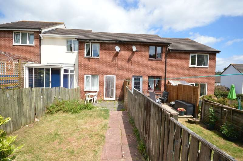 2 Bedrooms Terraced House for sale in Glebeland way, Torquay, Devon, TQ2