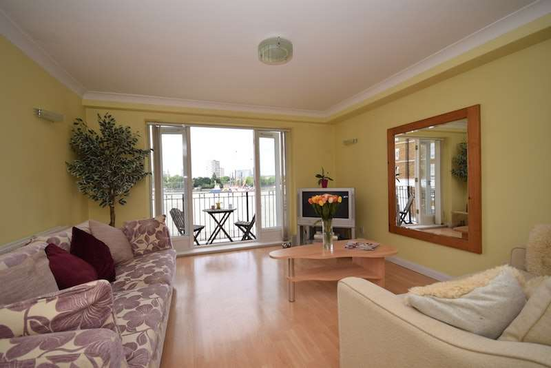 2 Bedrooms Flat for sale in Abbotshade Road, London, London, SE16