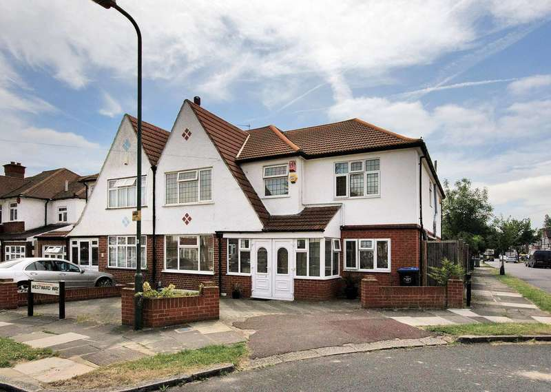 5 Bedrooms House for sale in Westward Way, Kenton, HA3