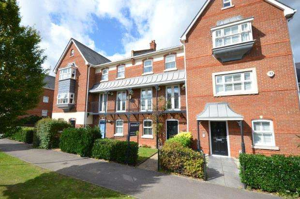 4 Bedrooms Terraced House for sale in Turners Avenue, Elvetham Heath, Hampshire