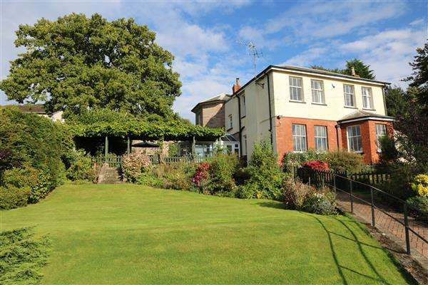 5 Bedrooms Detached House for sale in Abbotswood Lodge, Buckshaft Road, Gloucestershire