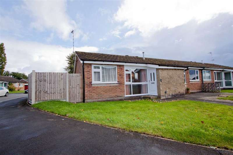 2 Bedrooms Terraced House for sale in Meadow Lane, Markfield