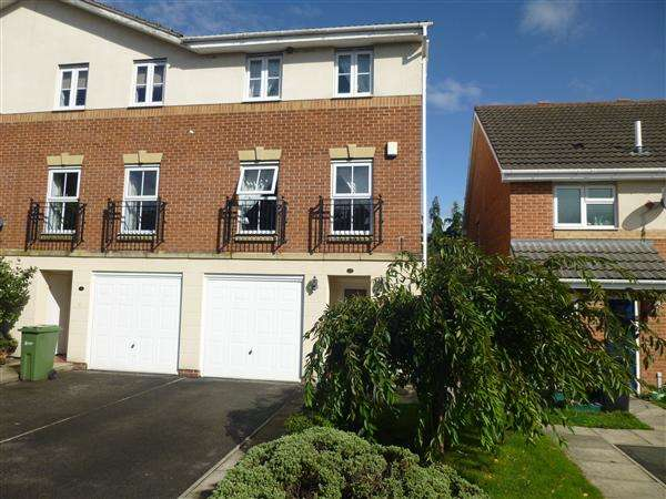 3 Bedrooms End Of Terrace House for sale in Tedder Road, Acomb, York