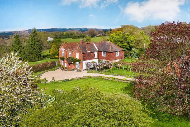 6 Bedrooms Detached House for sale in Crondall, Farnham, Surrey, GU10