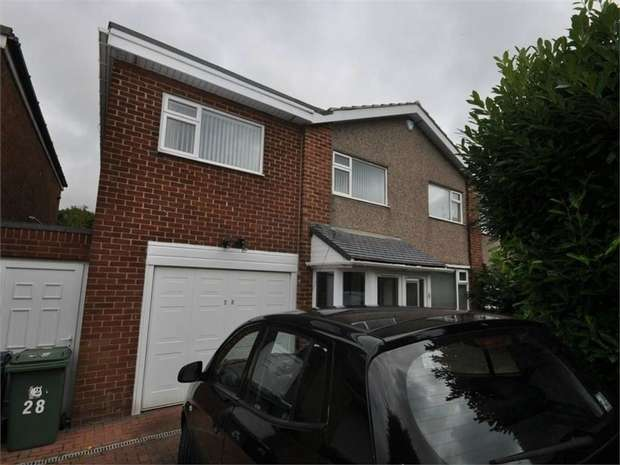 4 Bedrooms Semi Detached House for sale in Park Lea, Sunderland, Tyne and Wear
