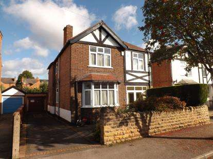 4 Bedrooms Detached House for sale in Violet Road, West Bridgford, Nottingham