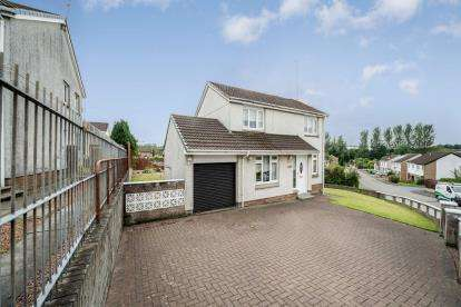 4 Bedrooms Detached House for sale in Hollinwell Road, Summerston