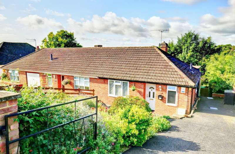 3 Bedrooms Semi Detached House for sale in New Road, Marlow Bottom