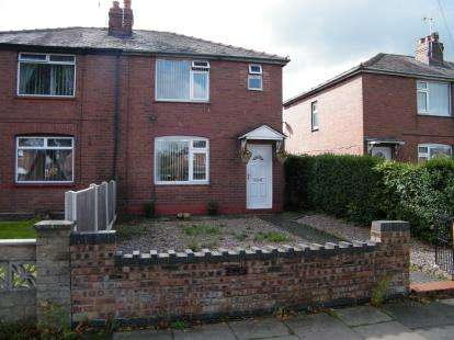3 Bedrooms Semi Detached House for sale in Badger Avenue, Crewe, Cheshire