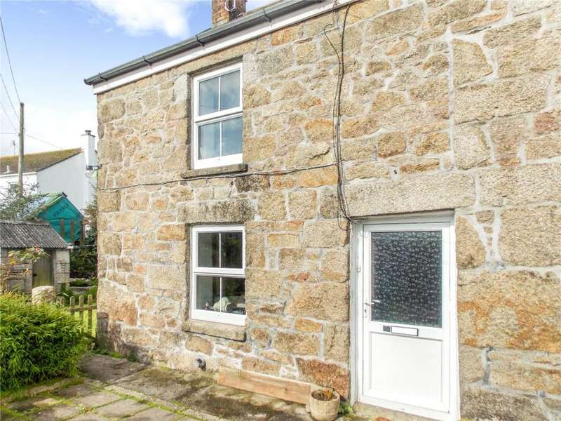 2 Bedrooms Semi Detached House for sale in Fore Street, Constantine, Falmouth