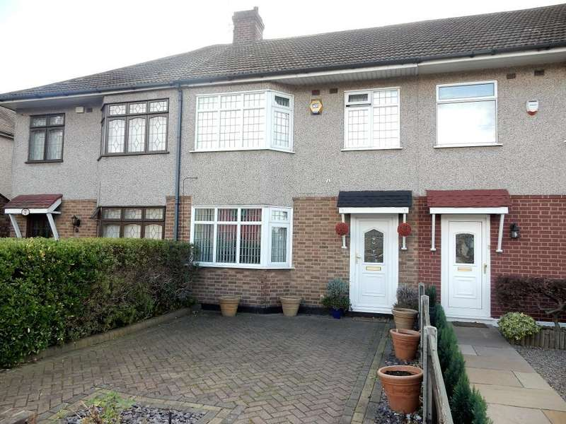 3 Bedrooms Terraced House for sale in Rainham Road, Rainham, Essex, RM13 7QT