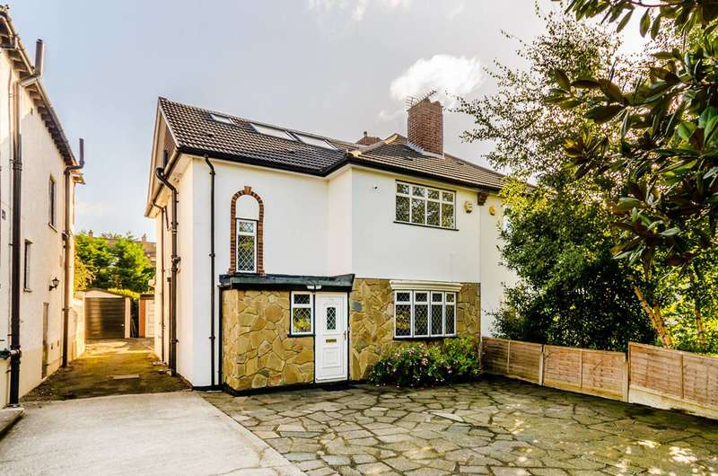 4 Bedrooms House for sale in Kidbrooke Park Road, Blackheath, SE3