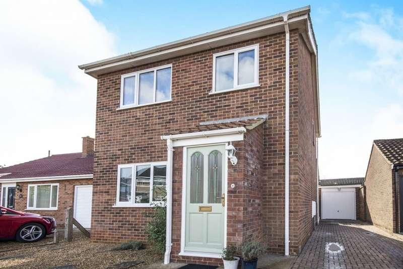 3 Bedrooms Detached House for sale in Chestnut Road, KIng's Lynn, Norfolk PE31