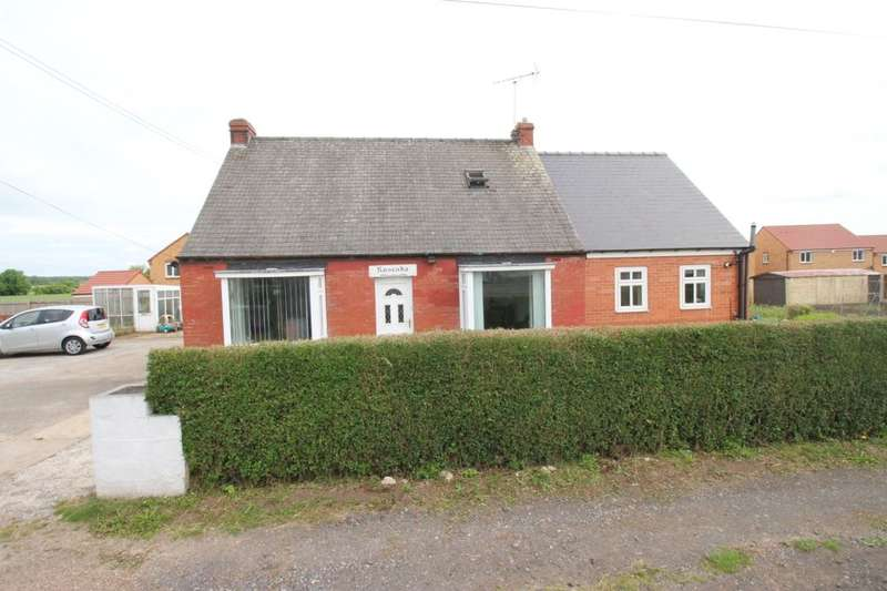 4 Bedrooms Detached Bungalow for sale in Barlborough Road, Clowne, Chesterfield, S43