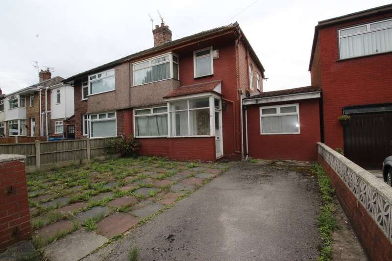 3 Bedrooms Semi Detached House for sale in Bowring Park Avenue, Liverpool, L16