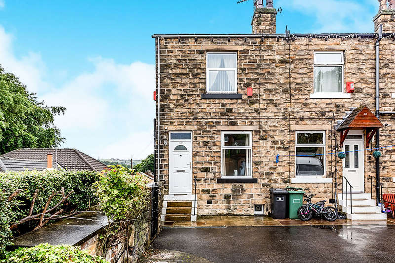 1 Bedroom Terraced House for sale in Coppin Hall Lane, Mirfield, WF14