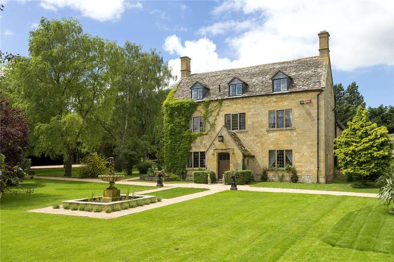 5 Bedrooms Detached House for sale in Collin Lane, Broadway, Cotswolds, WR12
