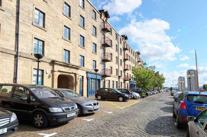 2 Bedrooms Flat for sale in 6 Speirs Wharf, Glasgow, G4 9TB