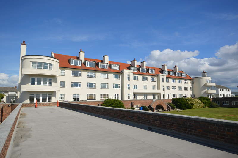 1 Bedroom Flat for sale in Burbo Mansions, Crosby, Liverpool, L23