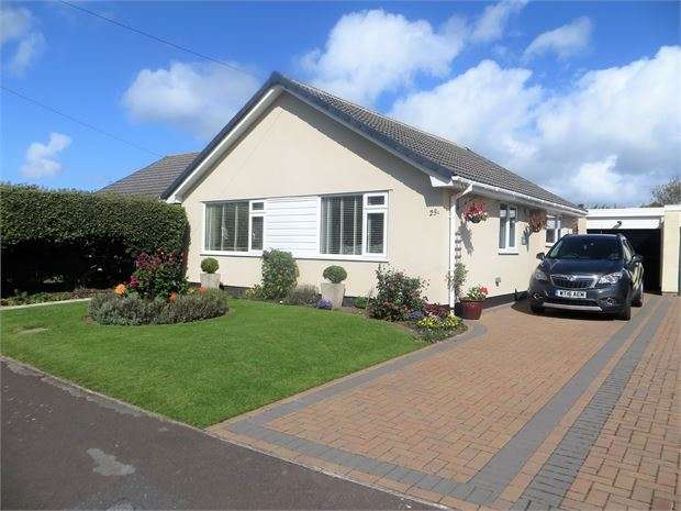 2 Bedrooms Semi Detached Bungalow for sale in Links Garden, Burnham on Sea, Somerset. TA8 2PT