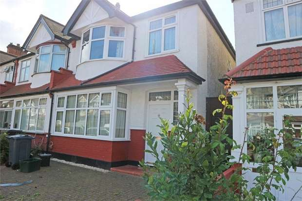 3 Bedrooms End Of Terrace House for sale in Dunbar Avenue, London