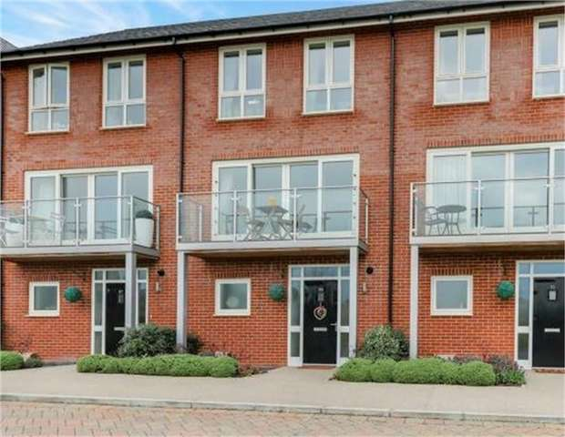 4 Bedrooms Town House for sale in Rotherfield Road, Cholsey, Wallingford, Oxfordshire