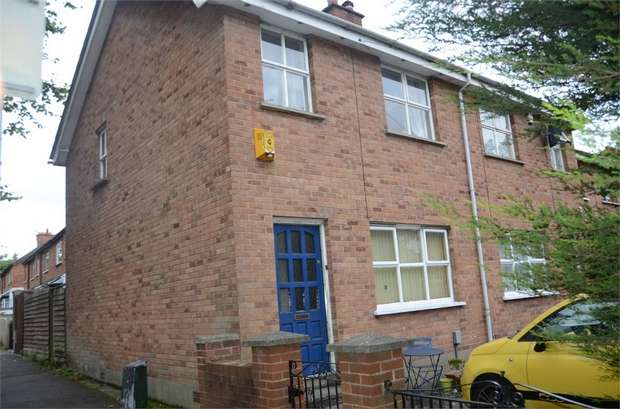 3 Bedrooms End Of Terrace House for sale in Glandore Avenue, Belfast, County Antrim