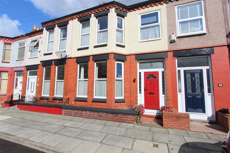 3 Bedrooms Town House for sale in Abergele Road, Old Swan, Liverpool