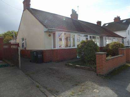2 Bedrooms Bungalow for sale in The Crossways, Birstall, Leicester, Leicestershire