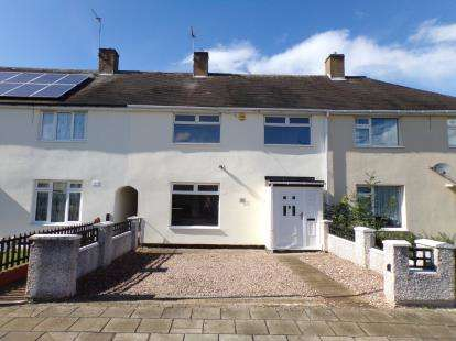 3 Bedrooms Terraced House for sale in The Drift, Clifton, Nottingham, Nottinghamshire