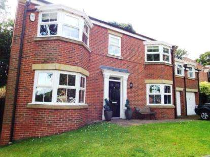 5 Bedrooms Detached House for sale in Liberty Green, Washington, Tyne and Wear, NE38