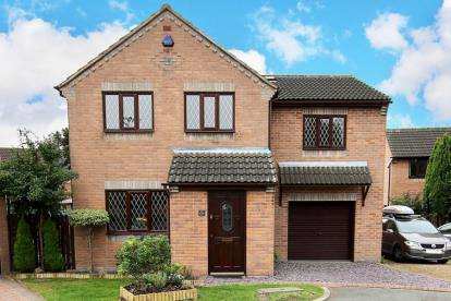 5 Bedrooms Detached House for sale in St. Lukes Close, Dunsville, Doncaster