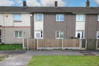 3 Bedrooms Terraced House for sale in Ormonde Way, New Rossington, Doncaster