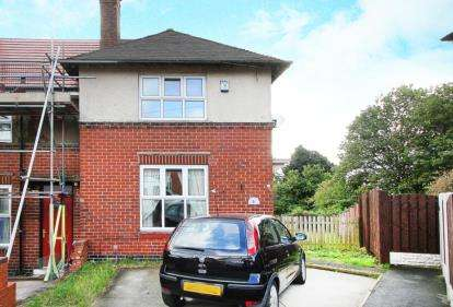2 Bedrooms Semi Detached House for sale in Villiers Close, Sheffield, South Yorkshire