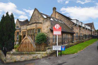 2 Bedrooms Flat for sale in St. Marks Court, 5 Hibberd Place, Sheffield, South Yorkshire
