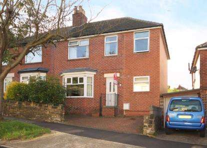 4 Bedrooms Semi Detached House for sale in Beverleys Road, Sheffield, South Yorkshire