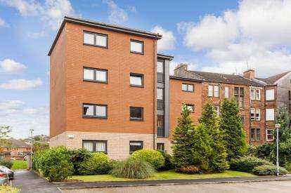 2 Bedrooms Flat for sale in Avenuepark Street, North Kelvinside